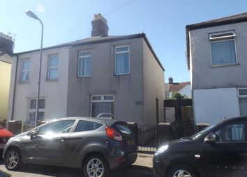 Thumbnail 3 bedroom semi-detached house for sale in Wyndham Street, Cardiff, Caerdydd