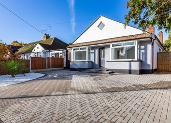 Thumbnail 3 bed bungalow for sale in Glenwood Avenue, Eastwood, Leigh-On-Sea.