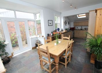 Thumbnail 3 bed end terrace house for sale in Howard Road, Clarendon Park, Leicester