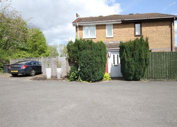 Thumbnail 1 bed end terrace house for sale in The Cornfields, Hatch Warren, Basingstoke