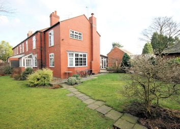 Thumbnail 4 bed property for sale in Pickmere Lane, Pickmere, Knutsford