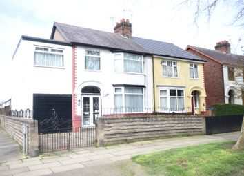 Thumbnail 4 bed semi-detached house for sale in Whitehedge Road, Garston, Liverpool