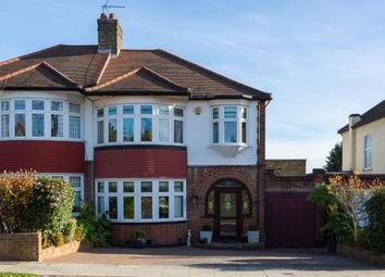 Thumbnail 3 bed semi-detached house for sale in Ringwood Way, London