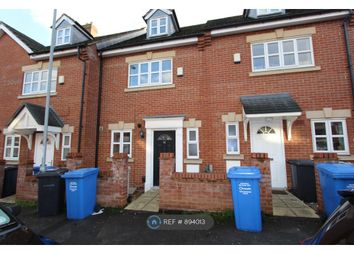 Thumbnail 4 bed terraced house to rent in Russell Street, Kettering