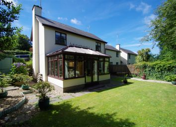 Thumbnail 3 bedroom link-detached house for sale in Williamson Close, Georgeham, Braunton