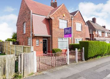 3 bed semi-detached house for sale in Ruffs Drive, Hucknall NG15