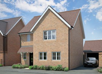 "Thumbnail 3 bed property for sale in ""The Brockley"" at Reigate Road, Hookwood, Horley"