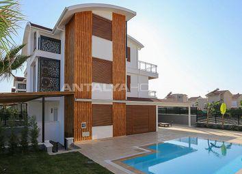 Thumbnail 3 bed semi-detached house for sale in Belek, Serik, Antalya Province, Mediterranean, Turkey