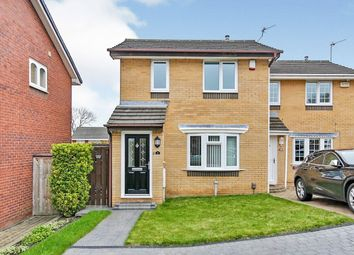 3 bed property for sale in Marlowe Gardens, Gateshead NE8
