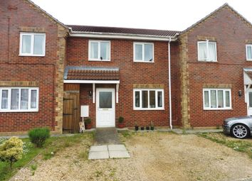 Thumbnail 3 bed terraced house for sale in Richmond Way, Leverington, Wisbech