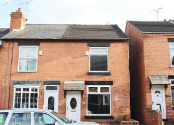Thumbnail 2 bed end terrace house for sale in Albion Street, Mansfield