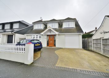Thumbnail 4 bed detached house for sale in Woodfield Road, Hadleigh, Benfleet