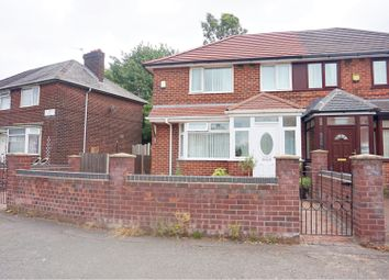 Thumbnail 3 bedroom semi-detached house for sale in Eastern-By-Pass, Manchester