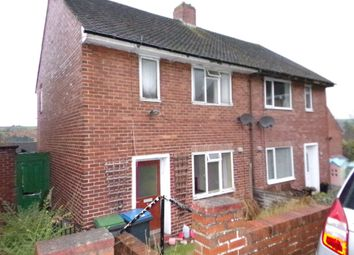 Thumbnail 2 bed semi-detached house for sale in Cohort Close, Ebchester, Consett