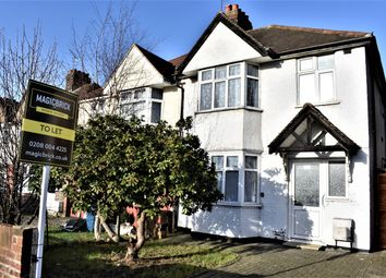 Thumbnail 4 bed semi-detached house to rent in Eastcote Lane, South Harrow, Harrow