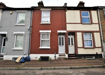 Thumbnail 2 bed terraced house to rent in Coronation Road, Chatham