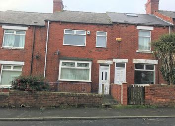 Thumbnail 3 bed terraced house to rent in School Terrace, Stanley, County Durham