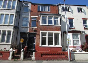 Thumbnail 1 bedroom flat to rent in Charles Street, Blackpool, Lancashire