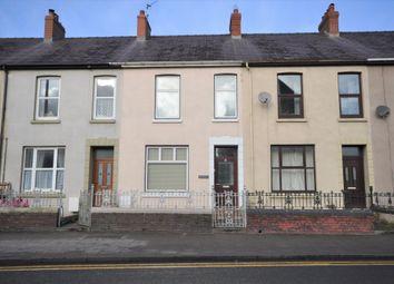 Thumbnail 2 bed terraced house for sale in Woodside, 4 Oak Terrace, Carmarthen