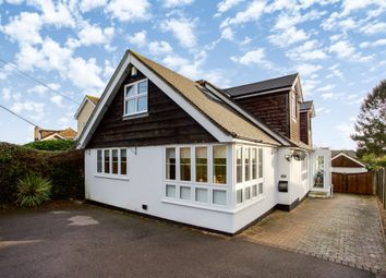 Thumbnail 5 bedroom detached bungalow for sale in Yardley Road, Hedge End, Southampton