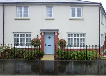 Thumbnail 2 bed terraced house for sale in Ffordd Watkins, Parc Bryn Heulog, Birchgrove, Swansea.