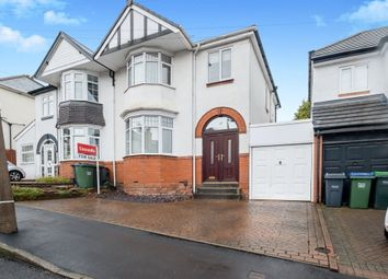 Thumbnail 3 bedroom semi-detached house for sale in Charlemont Avenue, West Bromwich