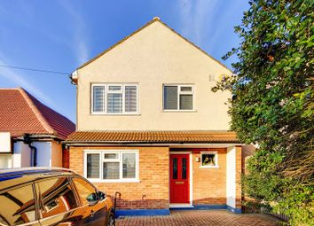 Thumbnail 3 bed detached house for sale in Upminster Road North, Rainham