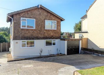 Thumbnail 3 bed detached house for sale in Silver Hill Road, Willesborough, Ashford