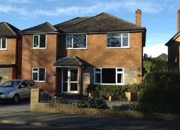 Thumbnail 4 bed detached house for sale in Hafod Park, Mold