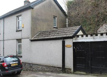 Thumbnail 4 bed cottage for sale in Station Road, Dinas, Tonypandy, Rct.