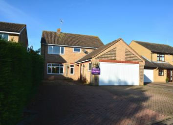 Thumbnail 4 bedroom property for sale in Egar Way, Bretton, Peterborough