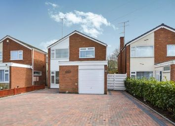 Thumbnail 3 bed detached house for sale in Cambridge Road, Whetstone, Leicester, Leicestershire