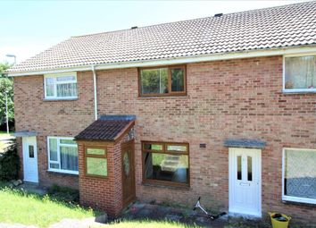 Thumbnail 2 bedroom terraced house to rent in Conifer Way, Southill, Weymouth, Dorset
