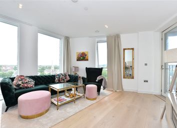 Thumbnail 1 bed flat for sale in Belsize Road, South Hampstead, London