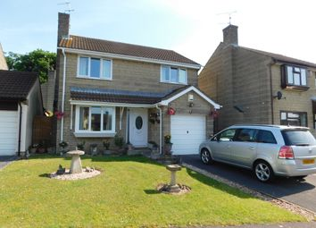 Thumbnail 4 bed detached house for sale in Southgate Drive, Wincanton