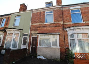 Thumbnail 3 bed terraced house to rent in Darwin Street, Gainsborough