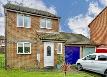 3 bed link-detached house for sale in Eynesbury, St Neots, Cambridgeshire PE19