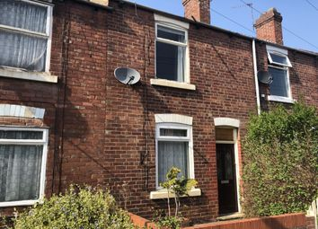 Thumbnail 2 bedroom terraced house for sale in Park Terrace, Doncaster