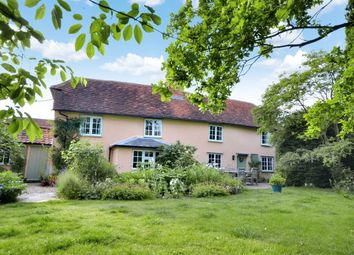 Thumbnail 4 bed detached house for sale in Bannister Green, Felsted, Dunmow