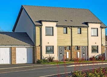 "Thumbnail 4 bed detached house for sale in ""The Salisbury"" at Chivenor, Barnstaple"