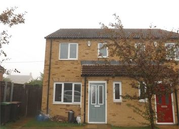 Thumbnail 3 bed semi-detached house to rent in Gayle Court, Consett, Durham