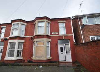3 bed end terrace house for sale in Clydesdale Road, Wallasey CH44