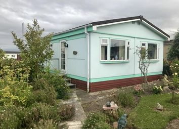 Thumbnail 2 bed mobile/park home for sale in Ivy House Park, Henlade, Taunton