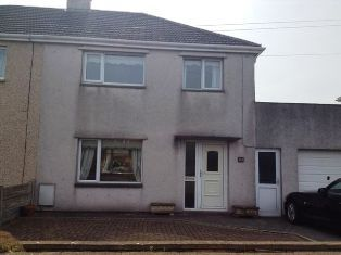 Thumbnail 3 bedroom semi-detached house to rent in Queens Drive, Egremont, Cumbria