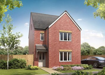 "Thumbnail 4 bed detached house for sale in ""The Lumley"" at Church Road, Old St. Mellons, Cardiff"
