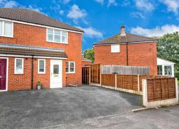 Thumbnail 2 bed semi-detached house for sale in Tame Bank, Kingsbury, Tamworth