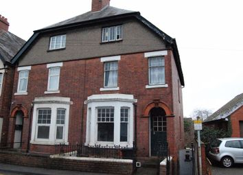 Thumbnail 1 bed semi-detached house for sale in Barton Road, Hereford