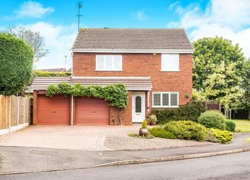 Thumbnail 4 bed detached house for sale in Mallard Avenue, Kidderminster, Worcestershire, West Midlands