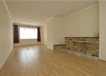 Thumbnail 3 bedroom end terrace house to rent in Dorset Avenue, Great Baddow, Chelmsford