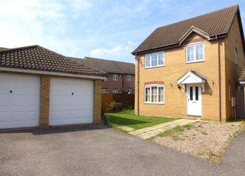 3 bed detached house for sale in Embla Close, Bedford, Bedfordshire MK41